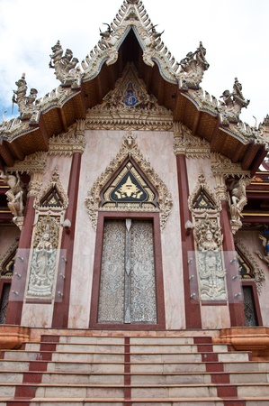 Ancient Thai temple