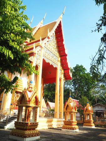 thai believe: Thai temple