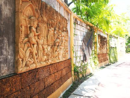 artefacts: Thai art street