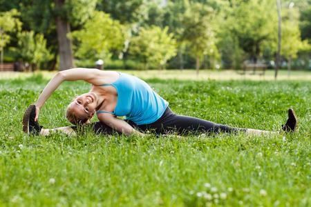 janu: Yoga-Parivrtta Janu Sirsasana Revolved Head-to-Knee Pose