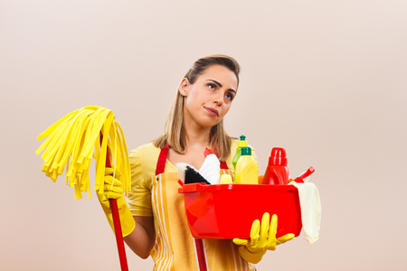are fed: Fed up of cleaning