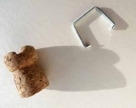 cava: cork bottle,cava,staple,party