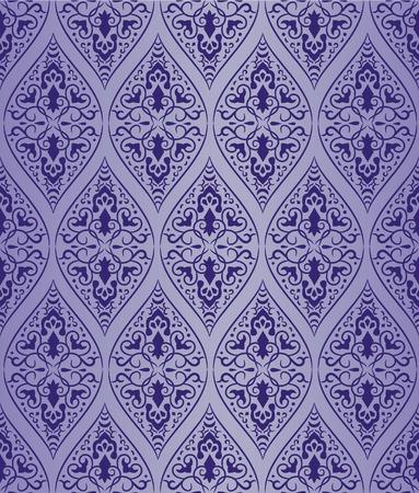 Seamless a pattern. Vector illustration Stock Vector - 3799241