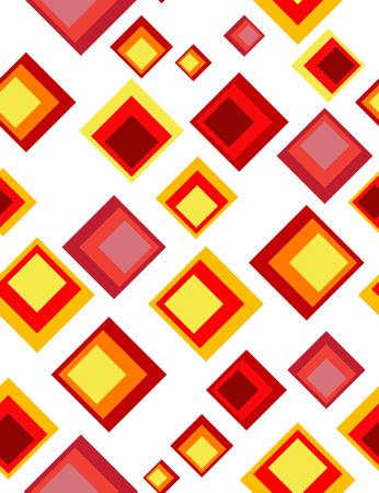 Seamless geometrical pattern. Vector illustration Stock Vector - 3799184