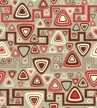 Background with triangles. Vector illustration Vector