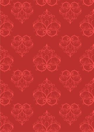 Seamless a pattern. Vector illustration Stock Vector - 3806346