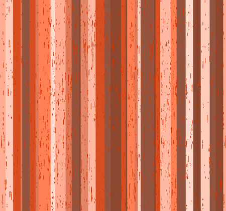Grunge red background of vertical strips Vector