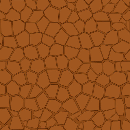 Structure of a natural stone. Vector illustration Vector