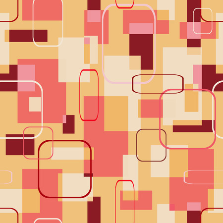 geometrical shapes: Stylish background. Vector illustration