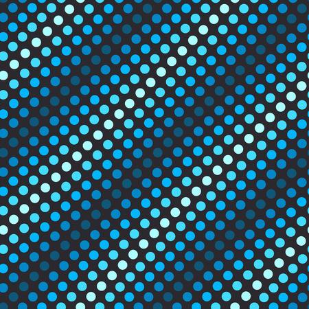Retro seamless pattern. Vector illustration Vector