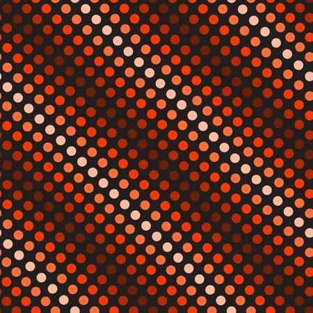 erect: Retro seamless pattern. Vector illustration