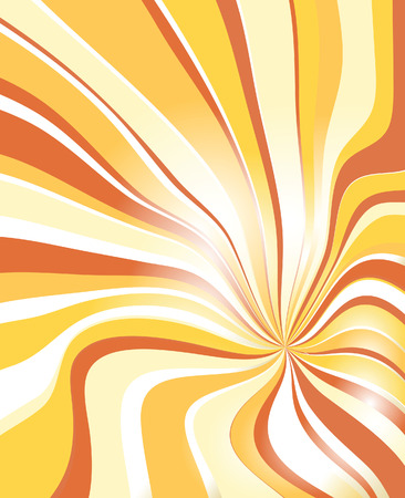 Abstract solar background. Vector illustration Stock Vector - 5296459