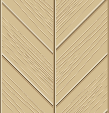Wooden texture - a parquet.  illustration Stock Vector - 6566114