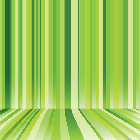 vertical lines: Striped background in green colour.