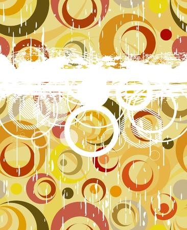 Grunge abstract illustration. Vector Stock Vector - 9116011