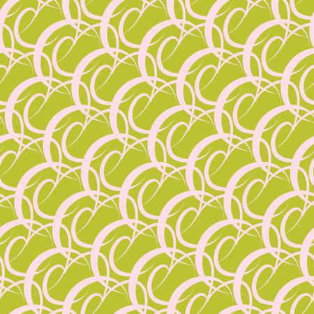 Seamless pattern. Modern stylish texture.Geometric tiles. Vector illustration Ilustrace