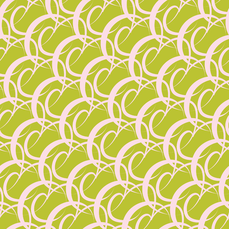 Seamless pattern. Modern stylish texture.Geometric tiles. Vector illustration Illustration