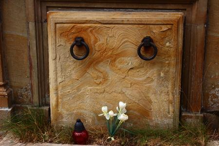 crypt: flagstone Crypt