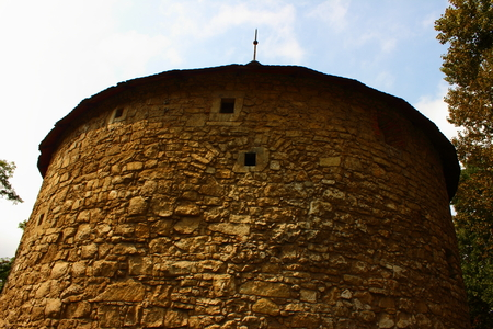 serf: ancient Powder Tower