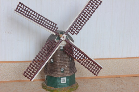 memento: It is a toy windmill