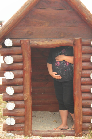 reliably: Pregnant women are protected reliably tight