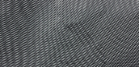 black fabric: texture of a black fabric