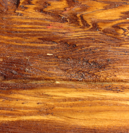 duckboards: close-up of wood texture brown