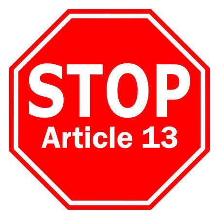 Stop article 13