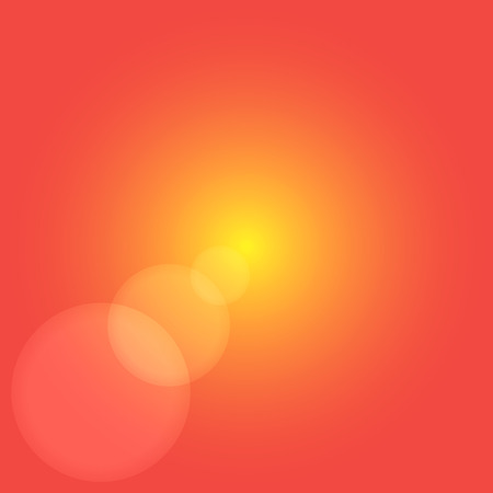 lense: abstract background with lense blur. vector illustration Illustration