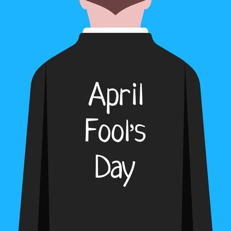 april fool day like man in suit prank
