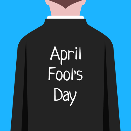 april fool day like man in suit prank
