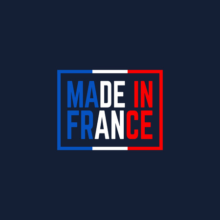 colorful made in france logo