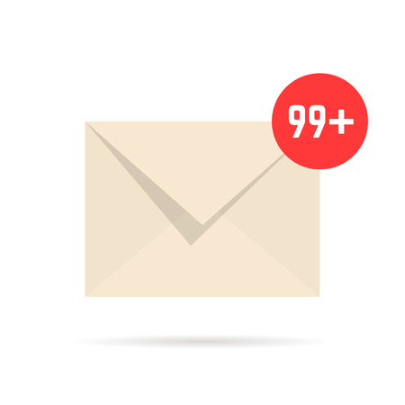 notification email like overflowing mailbox