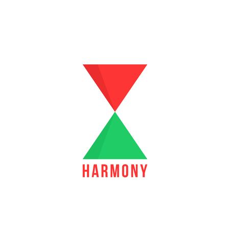 harmony like balanced figure