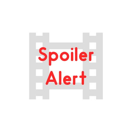 film strip icon like spoiler alert