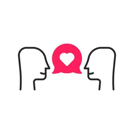 simple conversation about love