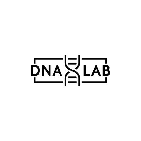 dna test thin line sign