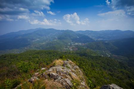 mountain top: Mountain Top Stock Photo