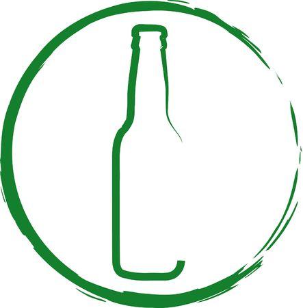 hard liquor: alcohol Stock Photo