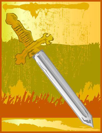 sword Stock Photo - 6623580