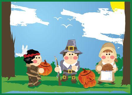 brim: thanksgiving Stock Photo