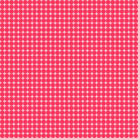 Geometric small circle shape seamless pattern vector.Dark,light pink color. Perfect for backgrounds,backdrops,wallpapers,fabric designs etc. Illustration