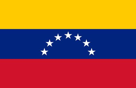 Country venezuela national flag vector illustration - Perfect for backgrounds, wallpapers, poster, backdrops etc.