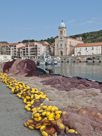 port vendres: port-vendres on the mediterranean in france