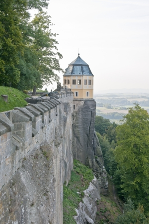 Koenigstein in Germany Stock Photo - 15877224