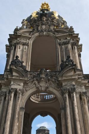 Semperoper in Dresden - Germany