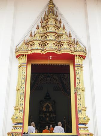 bouddhisme: bouddhisme temple en Tha�lande