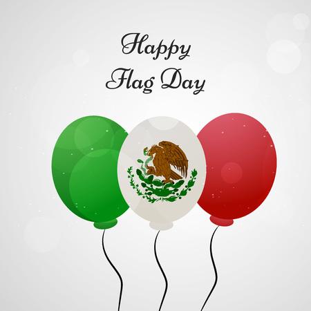 la: Mexico Flag Day celebrations
