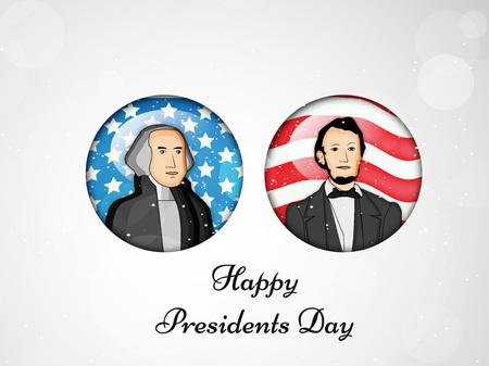 President's Day background