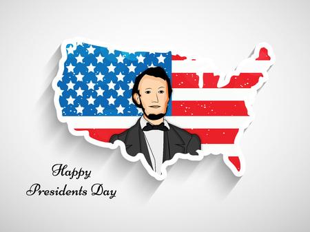 abraham: Presidents Day background